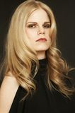 pszenica koloru włosów Fotografia Royalty Free