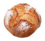 Pszeniczny chleb zasklepiający z mąką obrazy stock