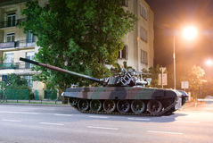 PT-91 Twardy (duro o resiliente) Fotografia Stock