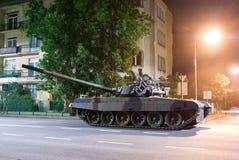 PT-91 Twardy (tough or resilient) Stock Photo