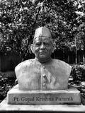 Pt Gopal Krishna Puranik obraz stock
