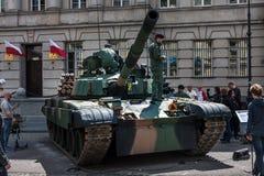 PT 91 Polish tank Royalty Free Stock Images