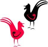 ptactwo gra Zdjęcia Royalty Free