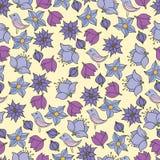 ptaków kwiaty Fotografia Royalty Free
