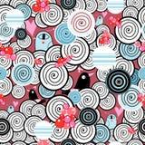 ptak abstrakcjonistyczna tekstura Zdjęcie Royalty Free
