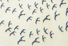 ptak dekoracyjny Obrazy Royalty Free