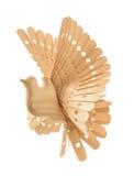 Ptak szczęście Obraz Royalty Free