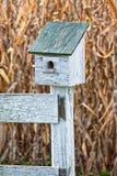 Ptaka dom Obraz Royalty Free