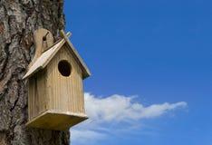 ptaka dom Obrazy Stock