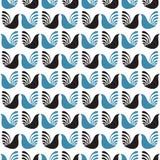 ptaki deseniują bezszwowego Obrazy Stock