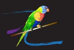 Ptasi i naturalny Zdjęcia Stock