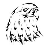 ptasi tatuaż ilustracja wektor