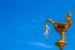 Ptasia latarnia uliczna żadny 4 zdjęcie royalty free