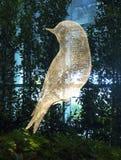 Ptasia rzeźba przy Changi lotniskiem międzynarodowym, Terminal 4 Fotografia Stock