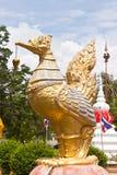 Ptasia statua obraz royalty free
