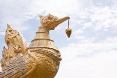Ptasia statua obrazy stock