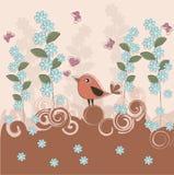 ptasia wiosna Zdjęcia Royalty Free