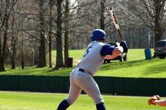 Pâte lisse d'â de base-ball Photo stock