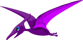 Pteranodon Photo stock