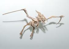 Pterodactyl κοντραπλακέ Στοκ Φωτογραφία