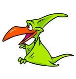 pterodactyl динозавра иллюстрация вектора