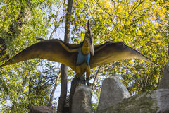 Pterodactyl Royalty Free Stock Photos