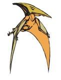 Pterodactylus Royalty-vrije Stock Fotografie