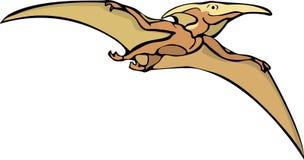 Pterodactylus Stock Afbeelding