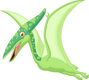 Pterosaurus cartoon Royalty Free Stock Photos