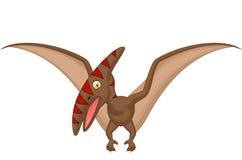 Pterosaurus cartoon Stock Images