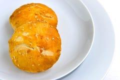 Pâtisserie douce et x28 ; charcoal& x29 ; Photo stock