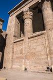 Ptolemaic Temple of Horus, Edfu, Egypt. Stock Photo