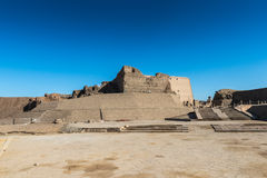 Ptolemaic Temple Of Horus, Edfu, Egypt. Stock Image