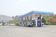 Ptt石油驻地 库存照片