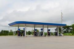 Ptt do posto de gasolina Foto de Stock