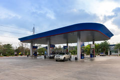 PTT gas station. Stock Image