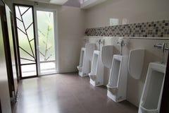 PTT Life Station Saraburi Restroom Royalty Free Stock Images