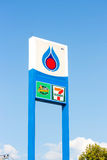 PTT petrol station Royalty Free Stock Photo