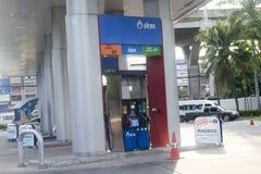 Ptt petroleum station Stock Photography