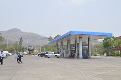 Ptt petroleum station Royalty Free Stock Photos