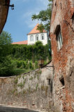 Ptuj Castle - Slovenia Stock Photos