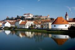 Ptuj Castle Royalty Free Stock Photography