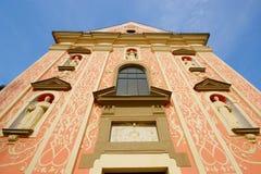 Ptuj, Domincan Monastery Stock Photos