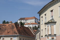 Ptuj - Old city Stock Photos