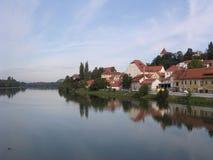 Ptuj (Slowenien) Stockfotografie