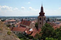 Ptuj, Town On The Drava River Banks, Slovenia Royalty Free Stock Image
