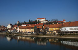Ptuj town, Slovenia, central Europe Stock Images