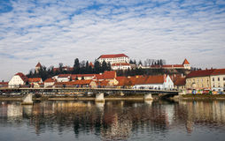 Ptuj town, Slovenia, central Europe Royalty Free Stock Photography