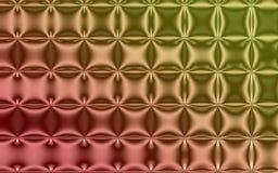 Ptysiowy koloru fractal tło Obrazy Royalty Free