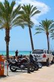 Può la spiaggia di Pastilla Fotografia Stock Libera da Diritti